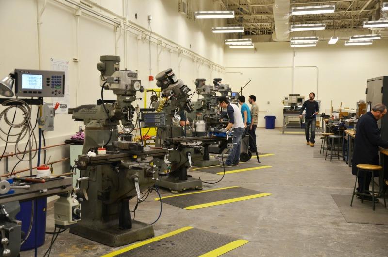 drexel machine shop