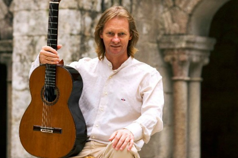 David Russell, pictured, will perform in concert at Drexel's Mandell Theater on April 8 at 7:30 p.m.