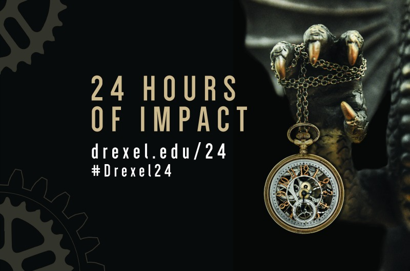 Drexel's Day of Giving: 24 Hours of Impact