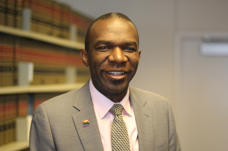 Sozi Pedro Tulante, the city solicitor for the City of Philadelphia.