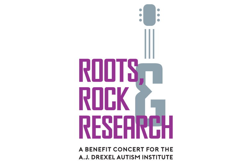 The logo for Roots, Rock & Research