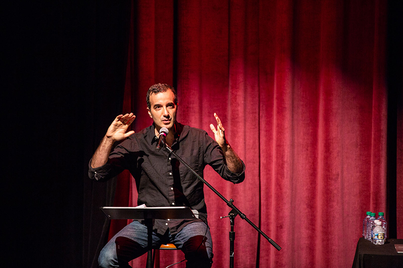Jad Abumrad Lecture