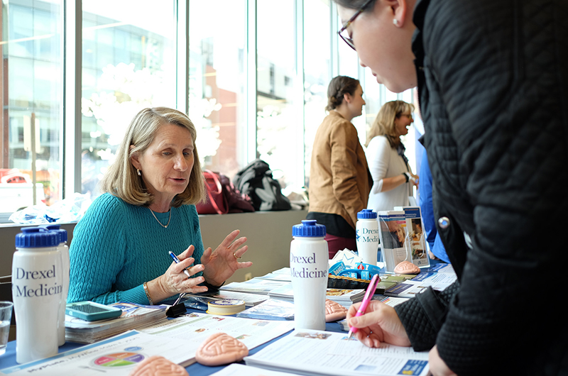 Drexel's 9th Annual Health & Wellness Fair.