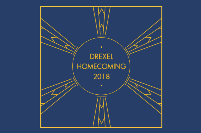 Drexel Homecoming 2018