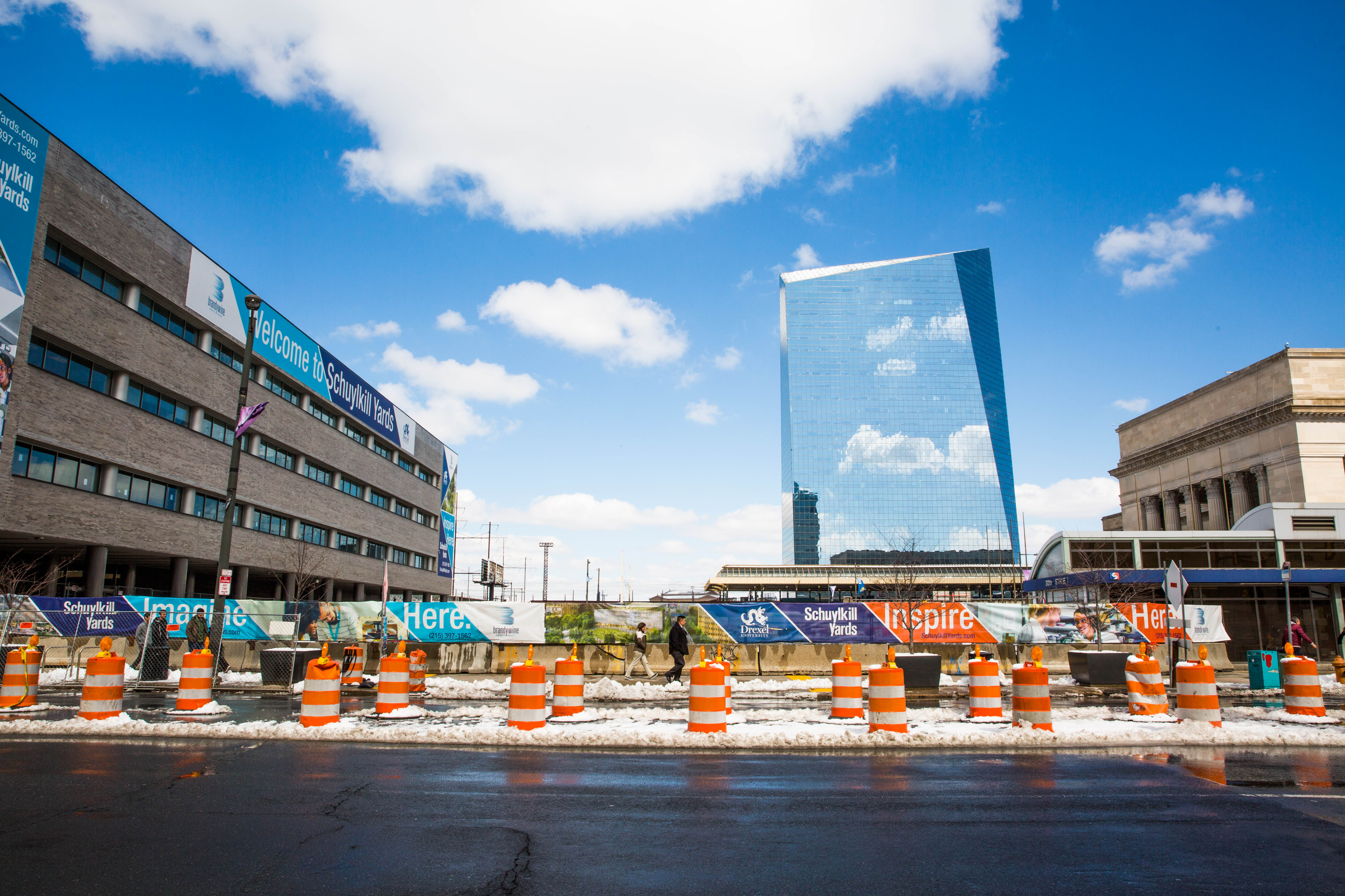Street improvements and closures around drexel s - Drexel planning design and construction ...