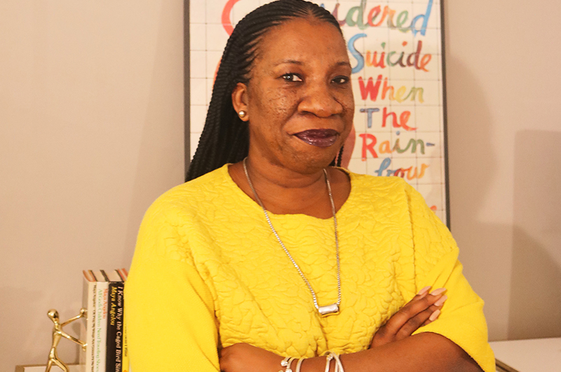 As part of the Campus Activities Board's annual culture and discovery program, Tarana Burke will address Drexel University students, faculty and staff.