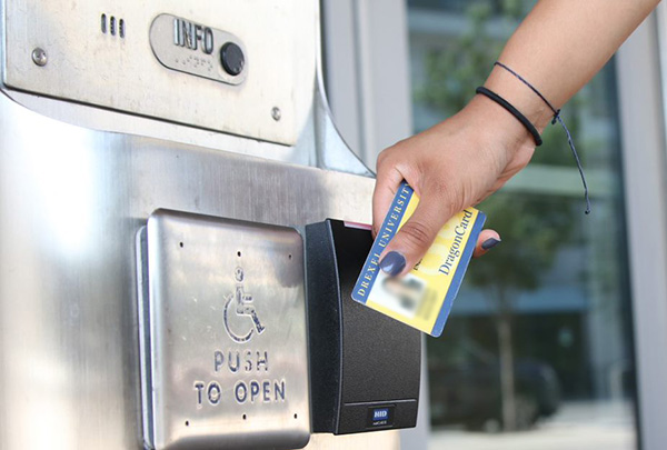 Carry your DragonCard with you at all times while on campus.