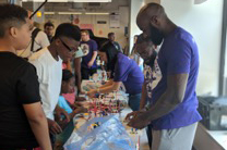 Malcolm Jenkins Summer STEAM Camp at ExCITe