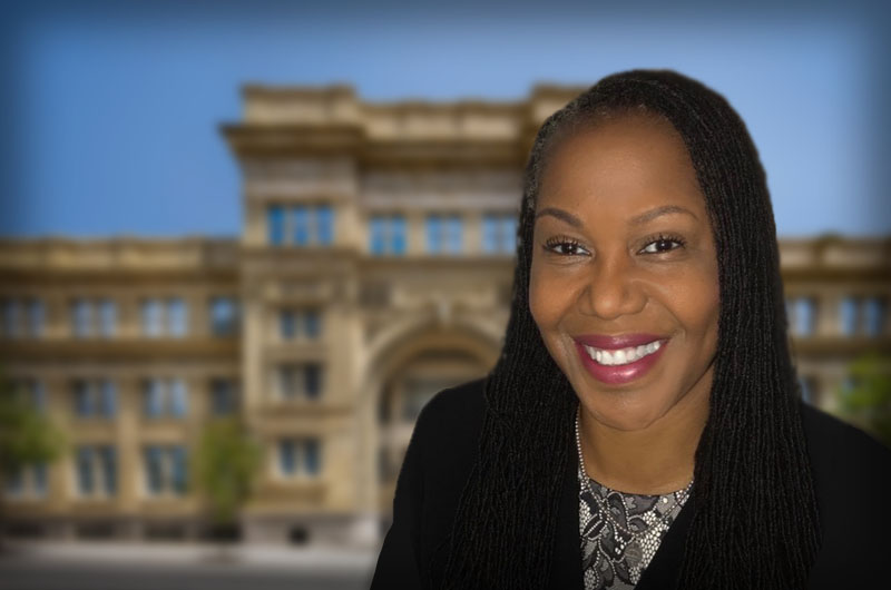 Drexel's New Vice President and Chief Compliance, Privacy, and Internal Audit Officer, Kim Upshaw.