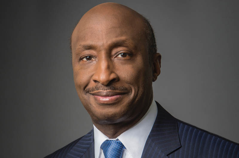 Portrait photo of Kenneth Frazier