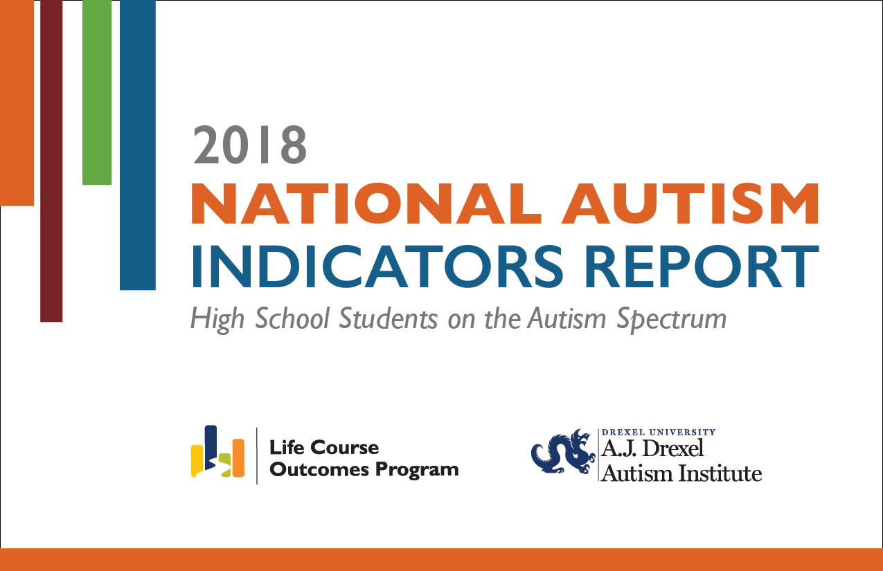 2018 National Autism Indicators Report image