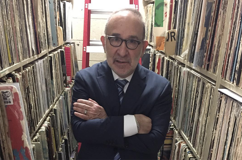 Dean Allen Sabinson of the Westphal College of Media Arts & Design appeared on WKDU on May 2 to play some of the songs that have influenced his life.