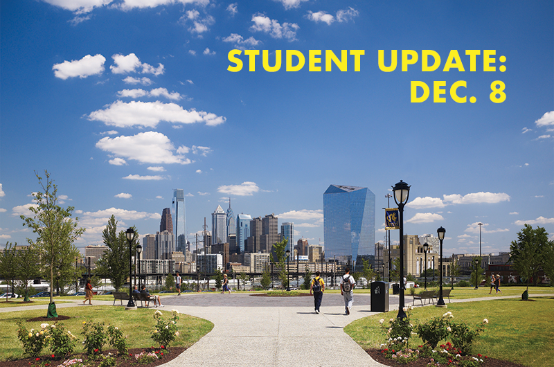 As we look forward to the year ahead, we are very excited to begin to have Dragons back on campus again and kick off 2021 at Drexel on Jan. 4.