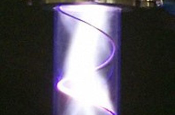 Blasting 'Forever' Chemicals Out of Water with a Vortex of Cold Plasma image