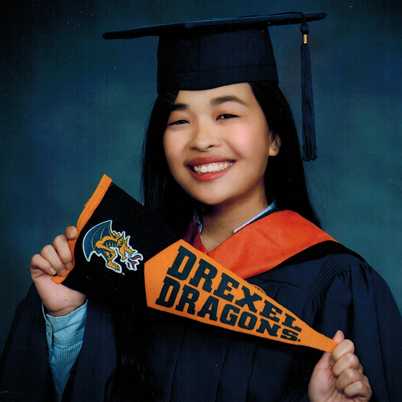 Kristine Loh - 20 Thoughts From the Drexel University Class of 2020