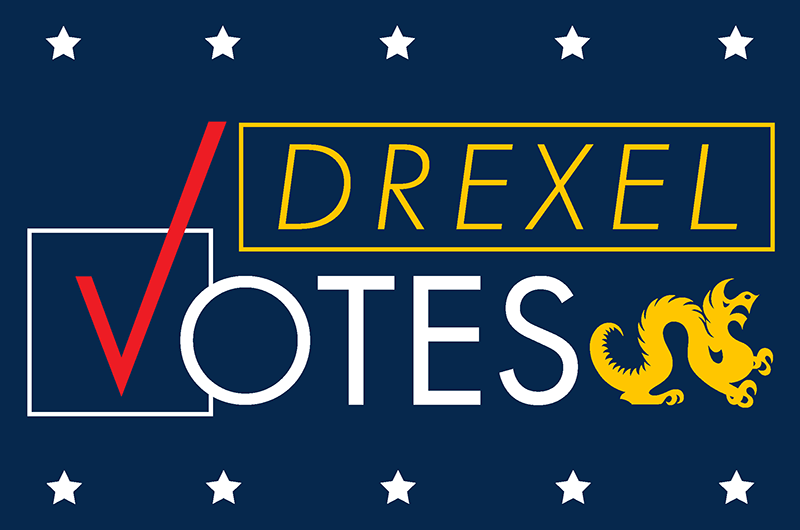 Sept. 22 is National Voter Registration Day, and Drexel University would like to take this opportunity to encourage all eligible students, faculty and professional staff to register to vote and verify their registration status.