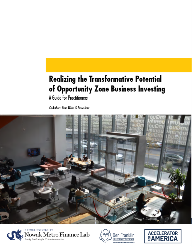 OZ Business Investing Report cover image