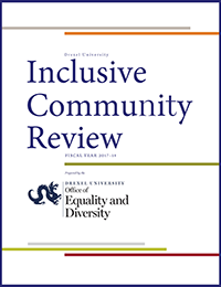 new cover inclusive community review