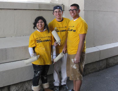 Drexel Spring Clean-Up