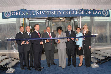 College of Law Ribbon Cutting Ceremony