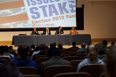 Drexel Votes - Issues at Stake Panel