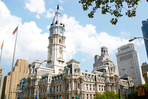 Phildelphia City Hall