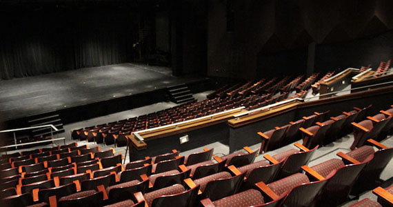 Mandell Theater Performing Arts Drexel University