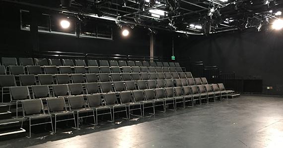 Urbn Center Black Box Theater Performing Arts Drexel