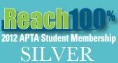 Drexel Earns Silver Award for Student APTA Membership