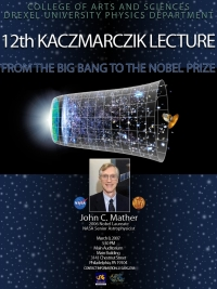 Poster for 12th Kaz Lecture