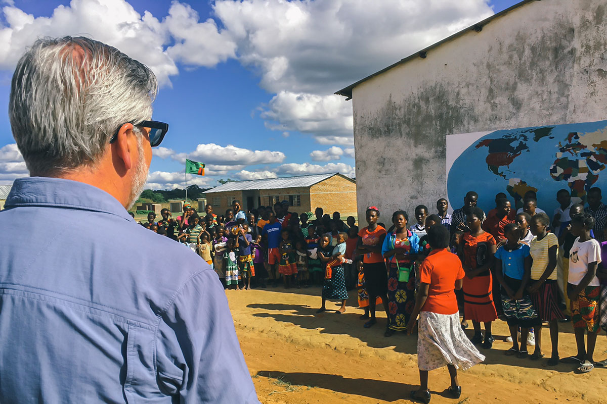 Southern Africa Tour with World Vision - 2017