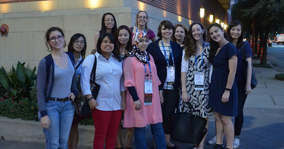 The Drexel Women in Computing Society