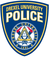 Drexel University Police shield
