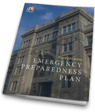 cover of the printed Emergency Action Plan