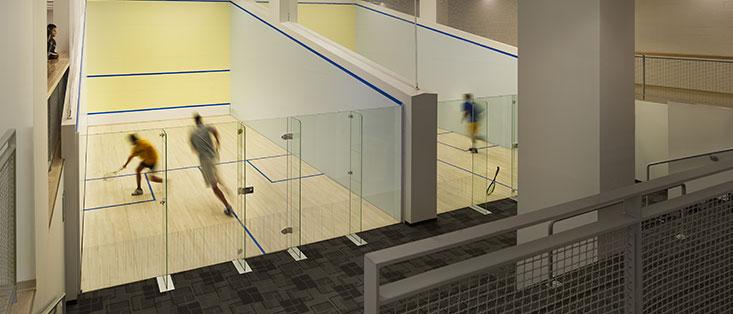 Squash | Recreation Center | Drexel University