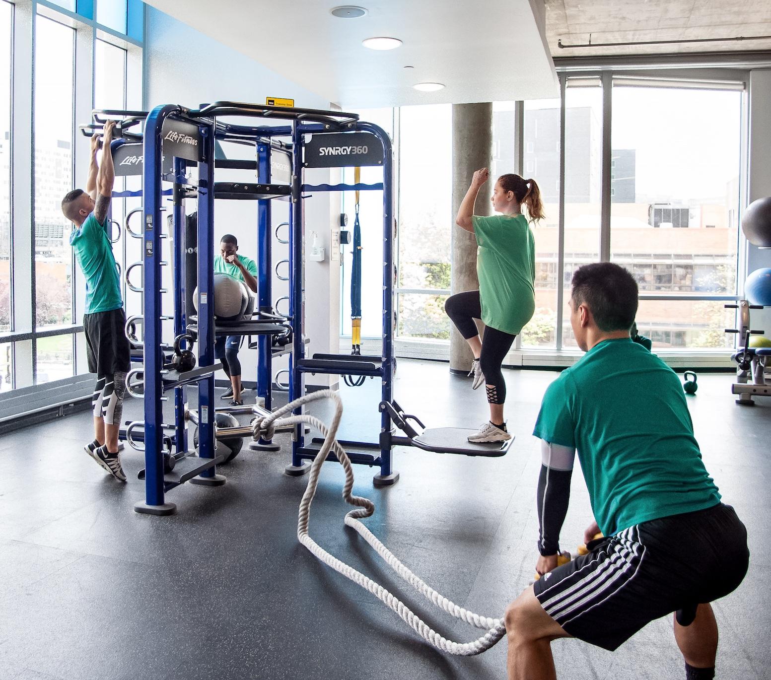 Best philadelphia gym recreation center drexel university