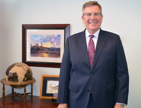 Peter Franks, Vice Provost for Career Education