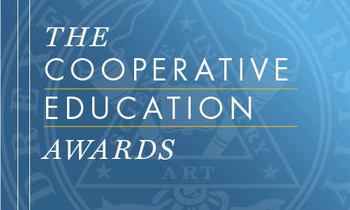 The Cooperative Education Awards
