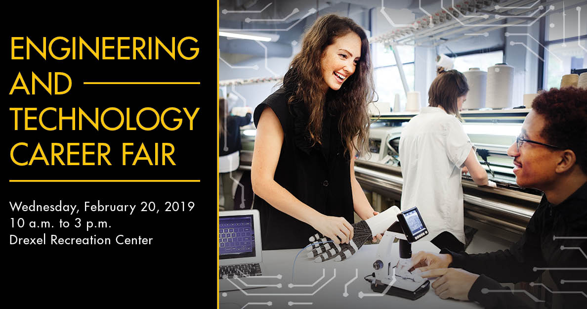2019 Engineering and Technology Career Fair