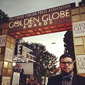 Co-op at the Golden Globes