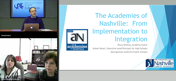 The Academies of Nashville: From Implementation to Integration