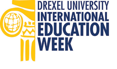 Drexel University International Education Week Logo
