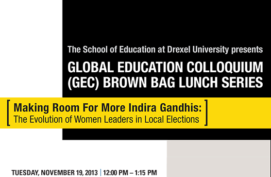 Global Education Colloquium