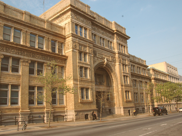 Drexel's Administration Building