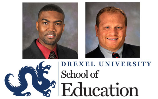 School of Education faculty Aroutis Foster and Jason Silverman named to 2016 cohort of provost's fellows