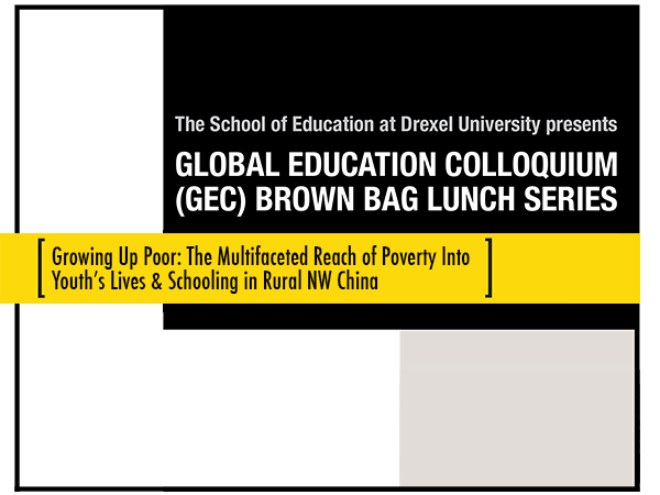 Global Education Colloquium Brown Bag Series