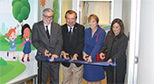 McNichol ECE Lab ribbon cutting Drexel University School of Education