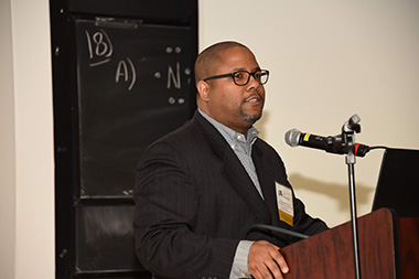 Milner speaks at Critical Conversations in Urban Education event at Drexel University