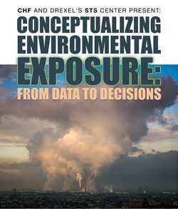 STS Center Conceptualizing Environmental Exposure: From Data to Decisions Workshop Poster