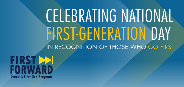 Celebrating National First-Generation Day